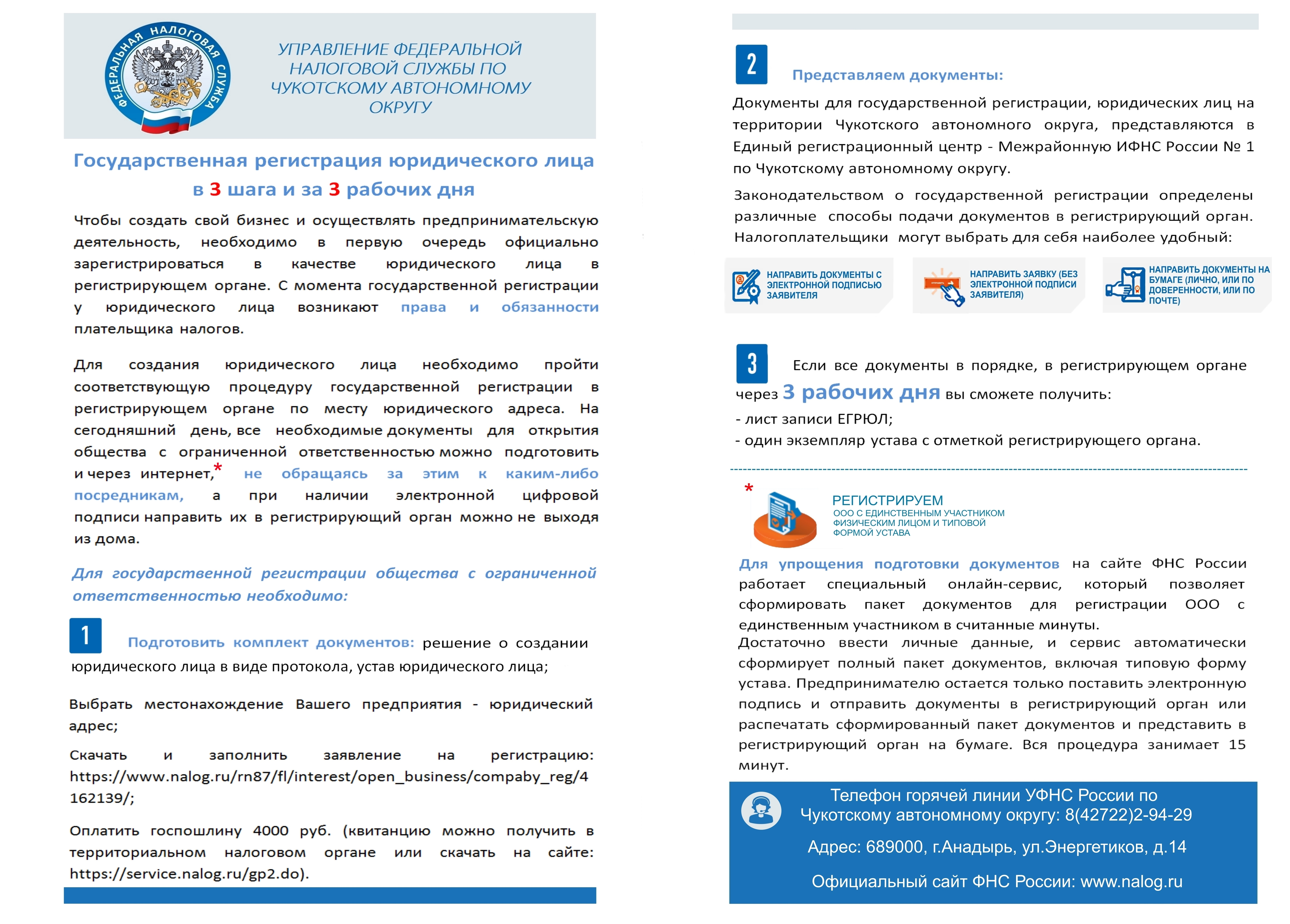Подготовка документов на регистрацию ооо nalog проверка на ип адрес по регистрация